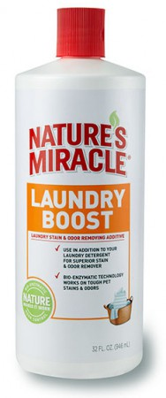 Laundry Boost Pet Stain & Odor Remover Additive - средство для стирки / 8 in1 (США)