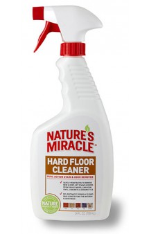 Hard Floor Pet Stain and Odor Remover, средство от пятен и запахов на полах / 8 in1 (США)