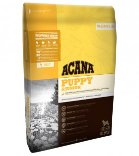 купить ACANA Heritage PUPPY JUNIOR