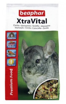 Xtra Vital Chinchilla Food, корм для шиншилл / Beaphar (Нидерланды)