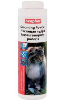 Grooming Powder for cats - чистящая пудра  / Beaphar (Нидерланды)