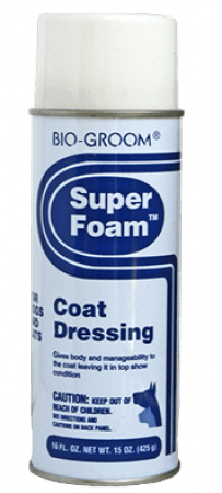"BIO-GROOM ""Super Foam"" ,пенка для укладки / Bio-Derm Laboratories (США)"