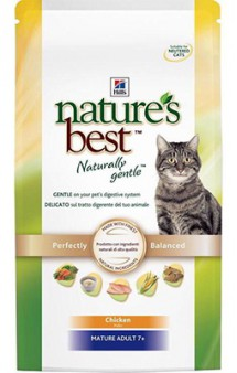 Nature's Best™ Feline Mature Adult Chicken / Hill's (США-Нидерланды)