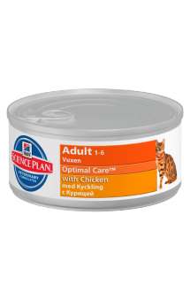 Science Plan™ Feline Adult with Chicken / Hill's (США-Нидерланды)
