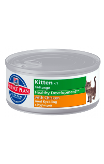 Science Plan™ Kitten with Chicken / Hill's (США-Нидерланды)