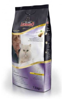 Leonardo SENIOR - RICH IN POULTRY / Bewital Petfood (Германия)