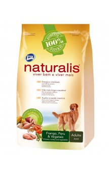 Naturalis Adult Dogs Turkey, Chicken and Vegetables / Naturalis (Бразилия)