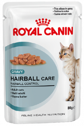 HAIRBALL CARE в соусе / Royal Canin (Франция)