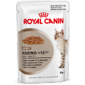 AGEING +12 GRAVY в соусе / Royal Canin (Франция)