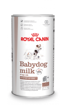 Babydog milk / Royal Canin (Франция)