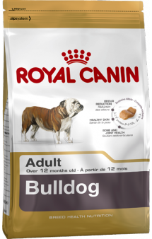 Bulldog adult / Royal Canin (Франция)