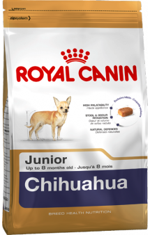 Chihuahua junior / Royal Canin (Франция)