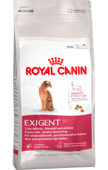 EXIGENT 33 Aromatic attraction / Royal Canin (Франция)