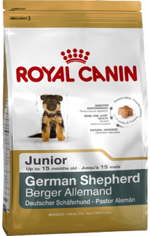 German Shepherd junior / Royal Canin (Франция)