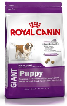 GIANT Puppy / Royal Canin (Франция)
