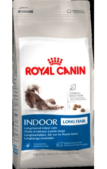 INDOOR LONG HAIR 35 / Royal Canin (Франция)