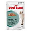 Instinctive +7 в соусе / Royal Canin (Франция)