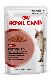 INSTINCTIVE в соусе / Royal Canin (Франция)