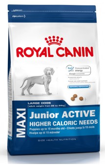 MAXI Junior ACTIVE / Royal Canin (Франция)