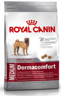 MEDIUM Dermacomfort / Royal Canin (Франция)
