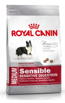 MEDIUM Sensible / Royal Canin (Франция)