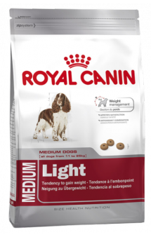 MEDIUM Light / Royal Canin (Франция)