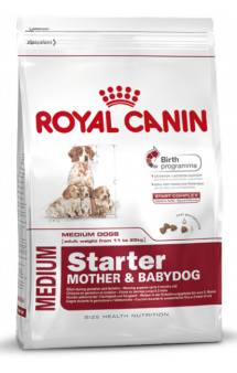 MEDIUM Starter mother and babydog / Royal Canin (Франция)