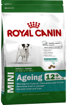 Mini Ageing 12+ / Royal Canin (Франция)
