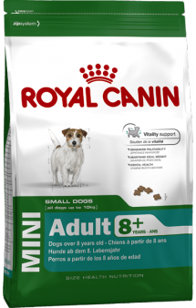 MINI ADULT 8+ / Royal Canin (Франция)