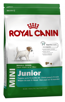 MINI Junior / Royal Canin (Франция)