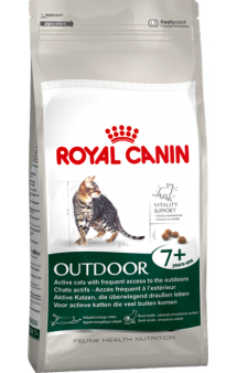 OUTDOOR +7 / Royal Canin (Франция)