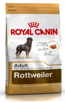 Rottweiler adult / Royal Canin (Франция)