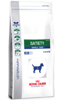 SATIETY SMALL DOG / Royal Canin (Франция)