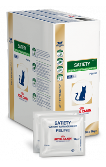 SATIETY WEIGHT MANAGEMENTS / Royal Canin (Франция)