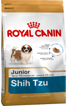 Shih Tzu junior / Royal Canin (Франция)