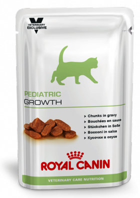 Pediatric Growth, корм для котят / Royal Canin (Франция)