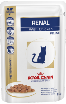 Renal with Chicken / Royal Canin (Франция)