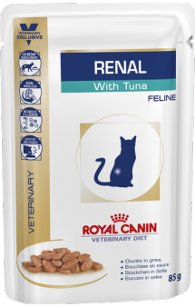 Renal with Tuna / Royal Canin (Франция)