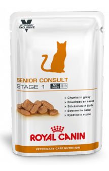 Senior Consult STAGE 1 WET / Royal Canin (Франция)