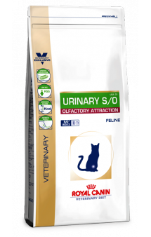 Urinary S/O OLFACTORY ATTRACTION UOA 32 / Royal Canin (Франция)