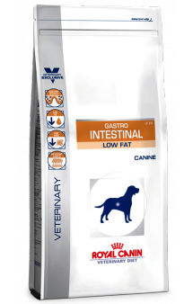 Gastro Intestinal Low Fat LF22 / Royal Canin (Франция)