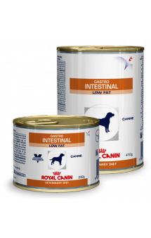 Gastro Intestinal Low Fat / Royal Canin (Франция)