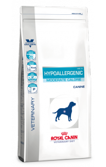 Hypoallergenic Moderate Calorie / Royal Canin (Франция)