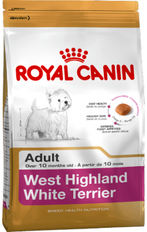 West Highland White Terrier adult / Royal Canin (Франция)