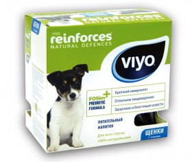 Viyo Reinforces Dog Puppy
