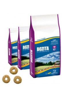 Bozita Light Chicken & Rice / BOZITA (Швеция)