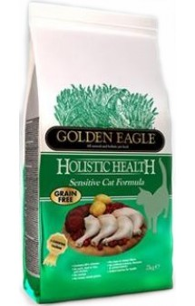 Golden Eagle Holistic Sensitive Cat 43/19,корм для чувствительных кошек / Golden Eagle Petfoods Co.Ltd (Великобритания)
