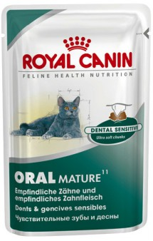 ORAL MATURE 11 / Royal Canin (Франция)
