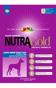 NUTRA GOLD Large Breed Adult Dog / Diamond Pet Foods,Inc. (США)