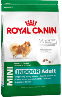 MINI INDOOR ADULT / Royal Canin (Франция)